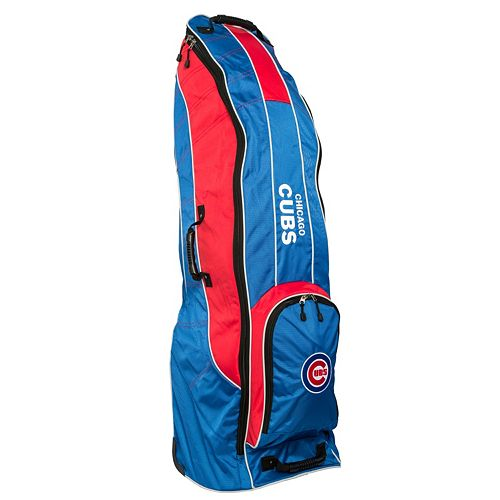 Team Golf Chicago Cubs Golf Travel Bag