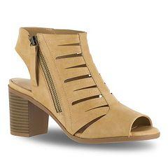 Easy Street Karlie Women's Block Heel Sandals