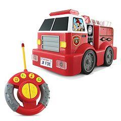 NKOK Junior Racers My First Radio Control Fire Truck Vehicle