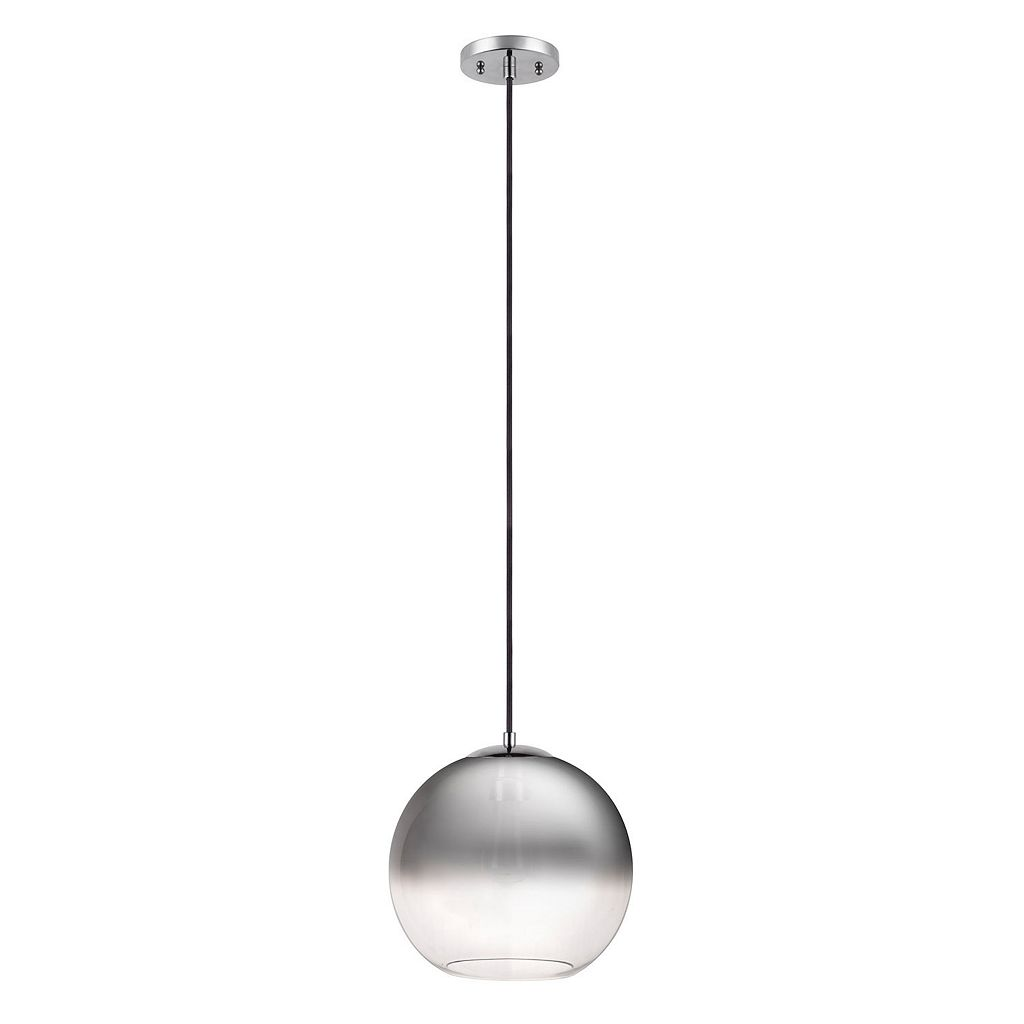 Catalina Lighting Ombre Glass Orb Pendant Lamp