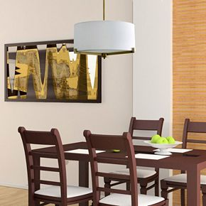Catalina Lighting 3-Light Modern Pendant Lamp