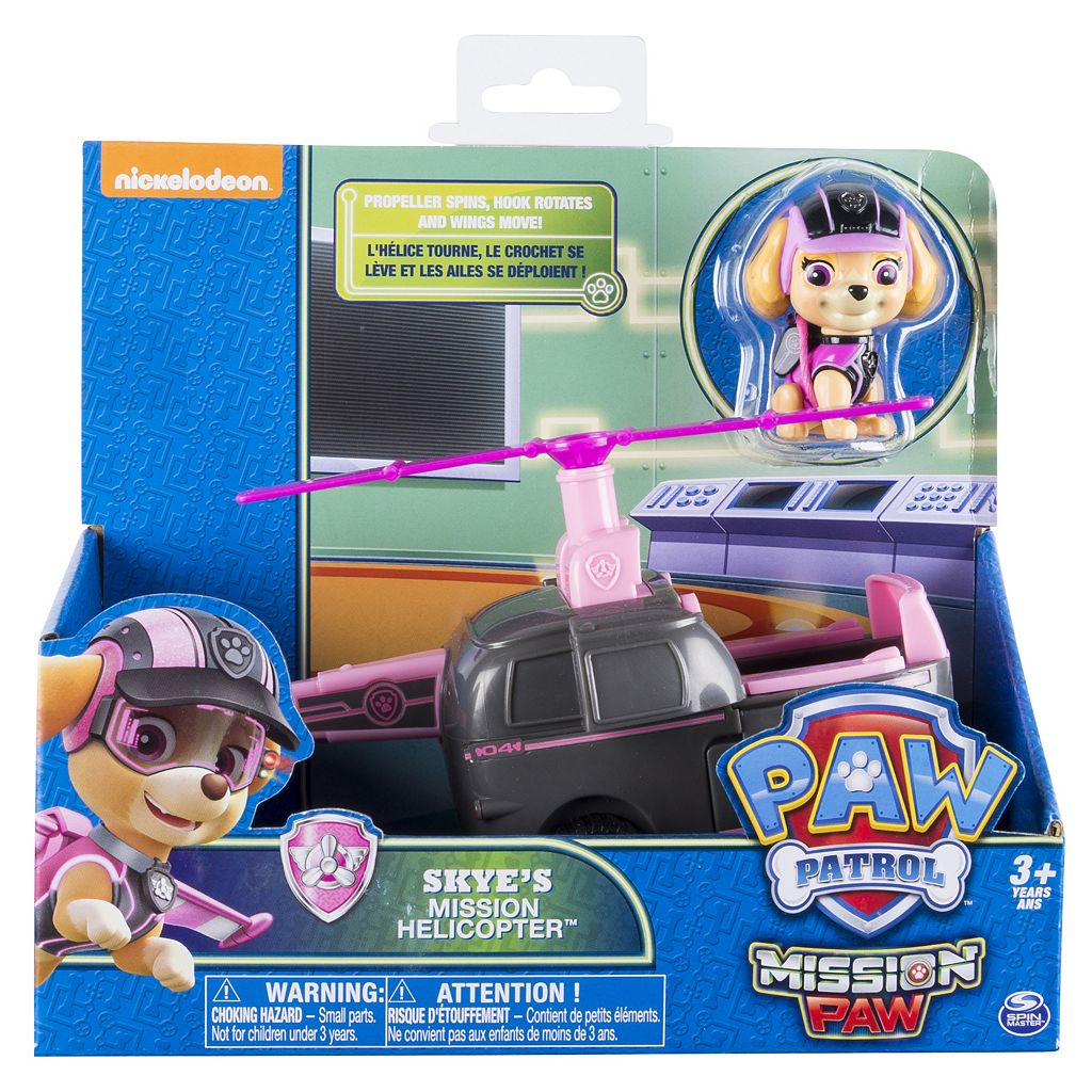 Paw Patrol Mission Skye Vehicle