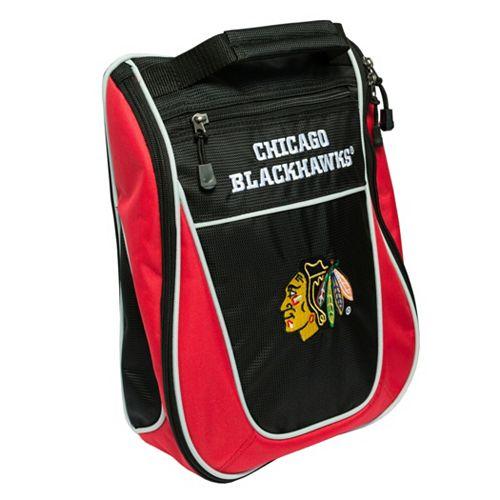 Team Golf Chicago Blackhawks Golf Shoe Bag