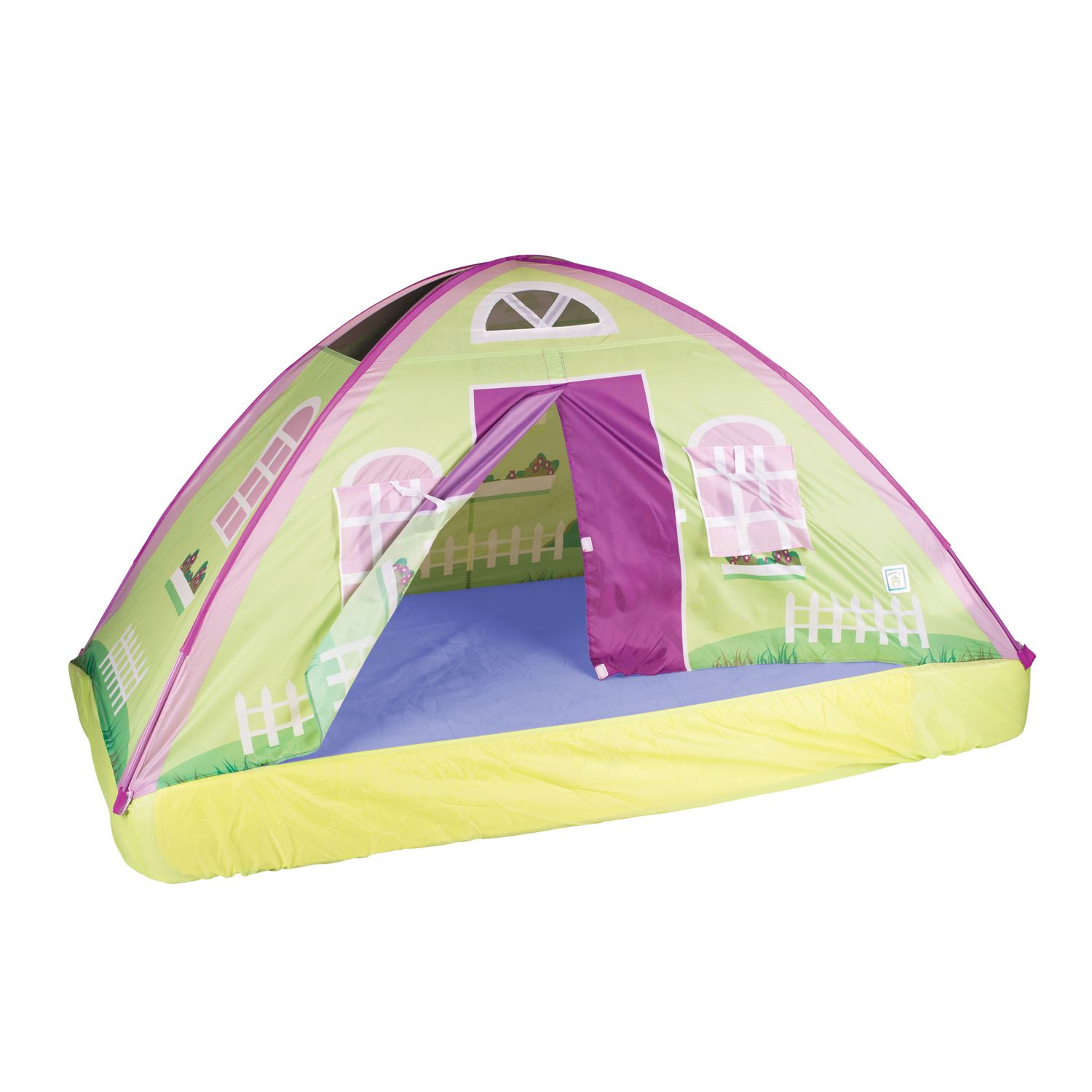 Pacific Play Tents Cottage Full-Sized Bed Tent  sc 1 st  Kohlu0027s & Pacific Play Tents Cottage Full-Sized Bed Tent | null