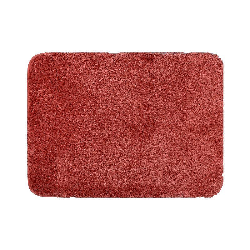 Sonoma Goods For Life Ultimate Bath Rug 17 X 24 Orange