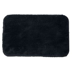 Black Bathroom Rugs And Mats. Sonoma Goods For Life Ultimate Bath Rug