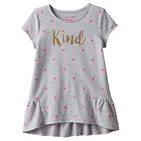 Girls 4-10 Jumping Beans® Peplum Back Tunic