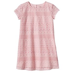 Girls 4-8 SONOMA Goods for Life™ Lace Shift Dress