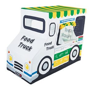 Pacific Play Tents Food Truck