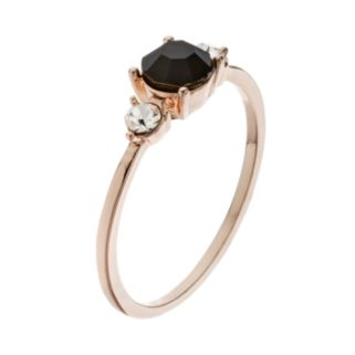 LC Lauren Conrad Triple Stone Ring