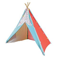 Pacific Play Tents Interchangeable Multi-Panel Teepee by