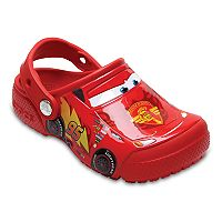 Crocs Disney / Pixar Cars Lightning McQueen Kids Clogs