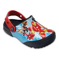 Crocs Marvel Avengers Kids Clogs