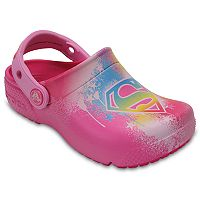 Crocs DC Comics Supergirl Girls' Clogs