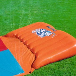 H2OGO! 18' Double Slide by Bestway