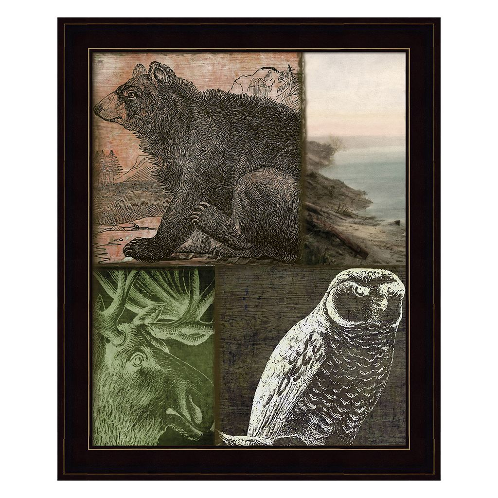 Cabela III Framed Wall Art