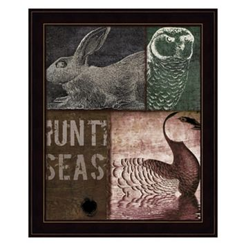 Cabela IV Framed Wall Art