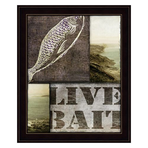 Hunting Season II Framed Wall Art