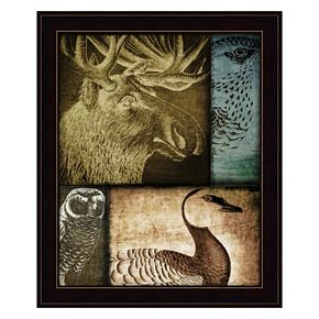 Hunting Season III Framed Wall Art