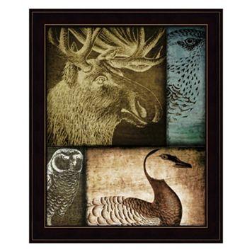 Hunting Season III Framed Wall Art