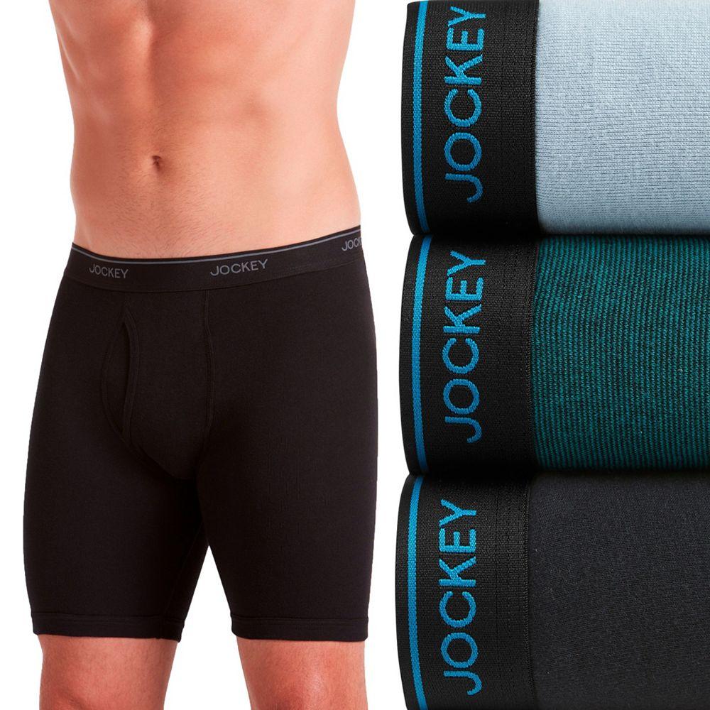 Men's Jockey® 3-pack StayCool+™ Midway Briefs