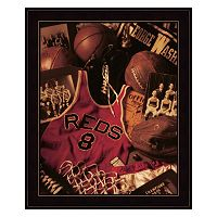 Basketball Framed Wall Art