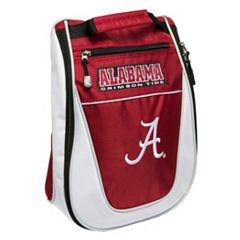 Team Golf Alabama Crimson Tide Golf Shoe Bag
