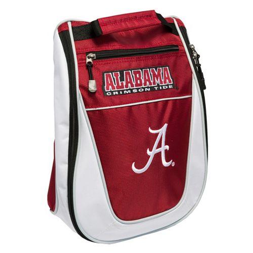 Team Golf Alabama Crimson Tide Golf Shoe Bag