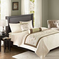 Madison Park 3-piece Estella Bed Scarf Set