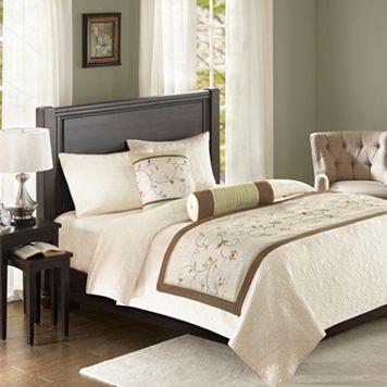 Madison Park 3-piece Estella Bed Scarf Set