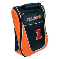 Team Golf Illinois Fighting Illini Golf Shoe Bag