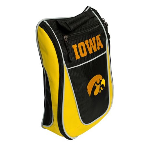 Team Golf Iowa Hawkeyes Golf Shoe Bag