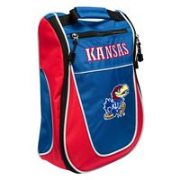Team Golf Kansas Jayhawks Golf Shoe Bag
