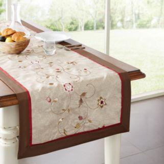 Madison Park 3-piece Belle Bed Scarf Set