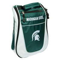 Team Golf Michigan State Spartans Golf Shoe Bag