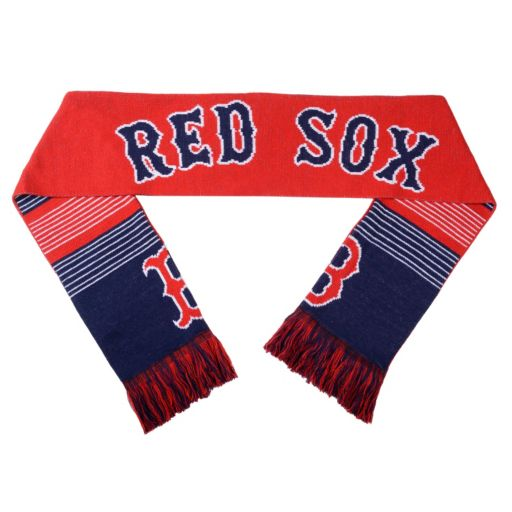 Adult Forever Collectibles Boston Red Sox Reversible Scarf