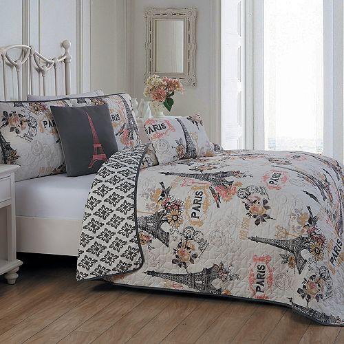 Avondale Manor 5-piece Cherie Quilt Set