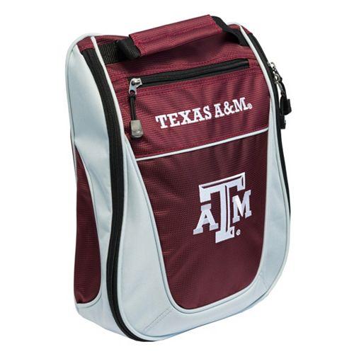 Team Golf Texas A&M Aggies Golf Shoe Bag