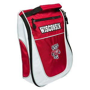 Team Golf Wisconsin Badgers Golf Shoe Bag