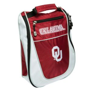Team Golf Oklahoma Sooners Golf Shoe Bag