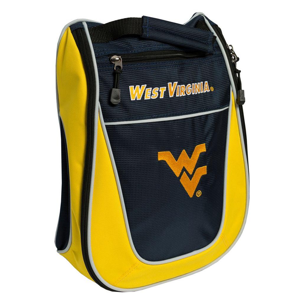 Team Golf West Virginia Mountaineers Golf Shoe Bag