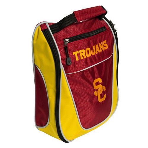 Team Golf USC Trojans Golf Shoe Bag