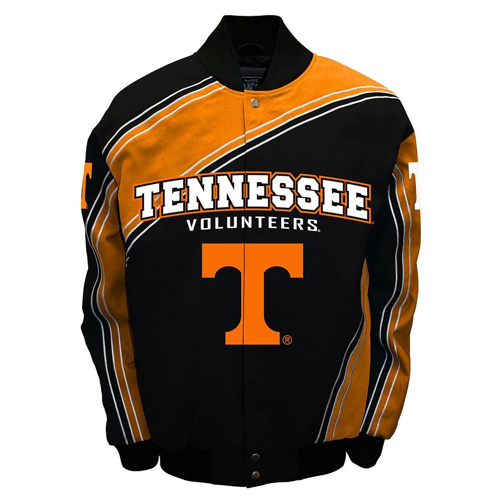 Men's Franchise Club Tennessee Volunteers Warrior Twill Jacket