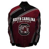 Men's Franchise Club South Carolina Gamecocks Warrior Twill Jacket