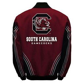 Men's Franchise Club South Carolina Gamecocks Warrior Twill Jacket