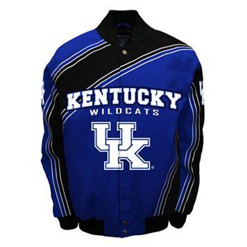Men's Franchise Club Kentucky Wildcats Warrior Twill Jacket