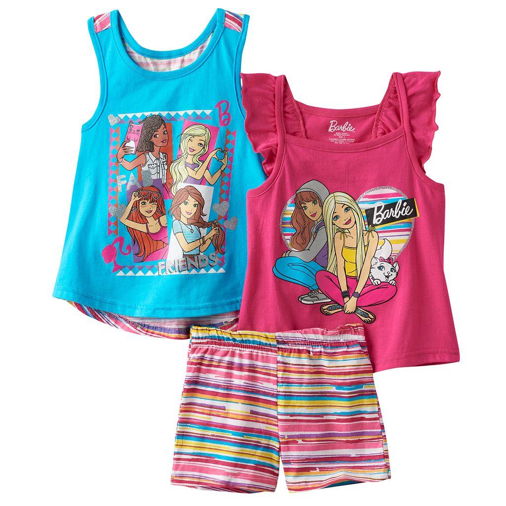 Girls 4-6x Barbie