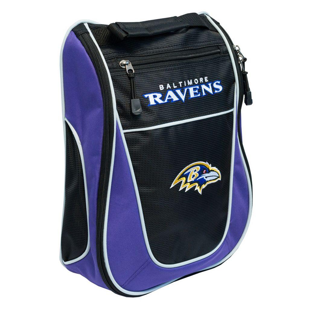 Team Golf Baltimore Ravens Golf Shoe Bag