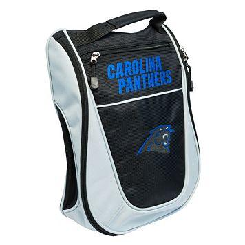 Team Golf Carolina Panthers Golf Shoe Bag