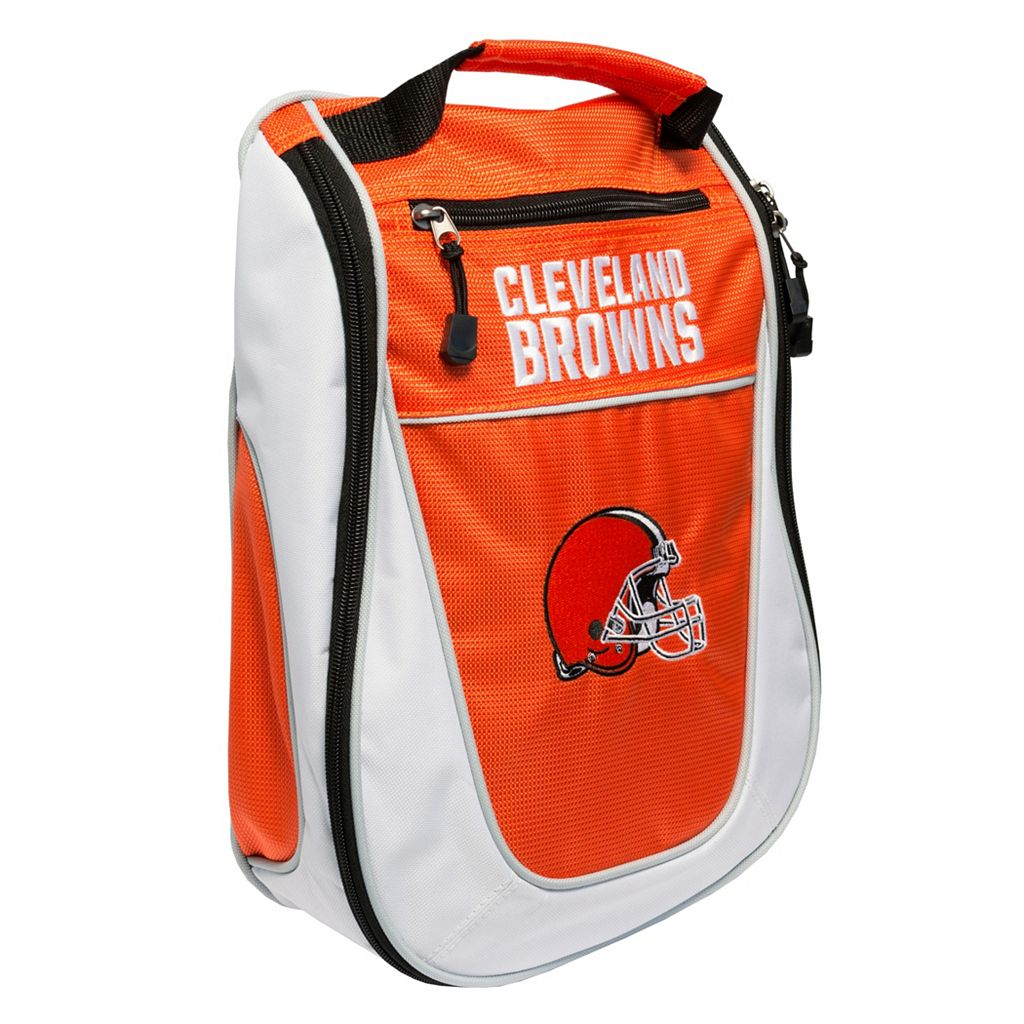 Team Golf Cleveland Browns Golf Shoe Bag